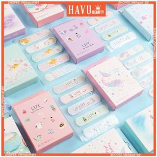 Hộp 20 Băng Dán Vết Thương Urgo Họa Tiết Cute - Băng Gâu Cute - Hộp 20 Miếng - HAVU Beauty thumbnail