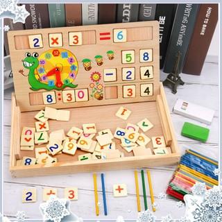Rẻ Quá- Bảng gỗ toán học thông minh phát triển trí tuệ cho bé [ SP039331] [Cực Chất]