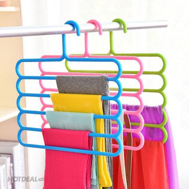 Móc treo quần áo 3 tầng, 5 tầng bằng nhựa - 9936405 , 450406833 , 322_450406833 , 25000 , Moc-treo-quan-ao-3-tang-5-tang-bang-nhua-322_450406833 , shopee.vn , Móc treo quần áo 3 tầng, 5 tầng bằng nhựa