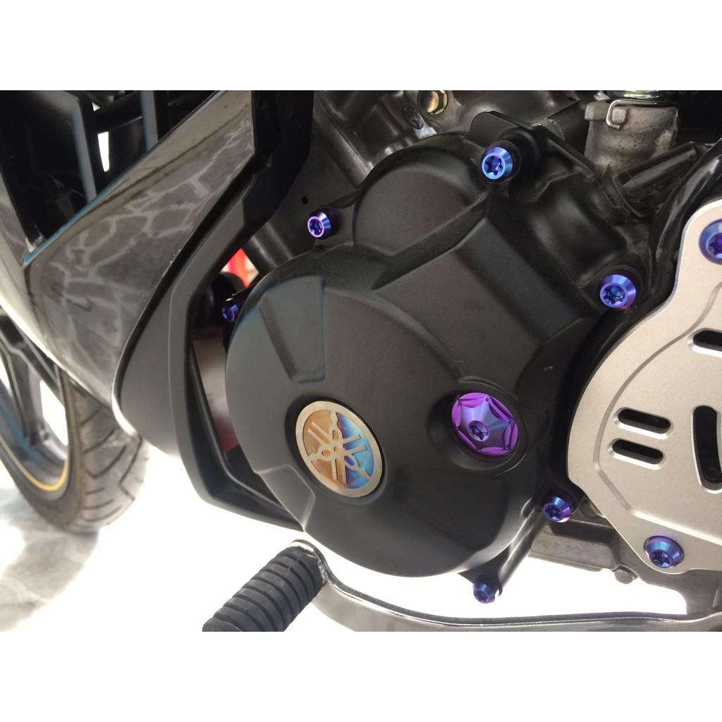 FULL ỐC LỐC MÁY EX150 21 CON TITAN GR5