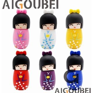[Spot & COD] Cô gái mặc kimono silicone dễ thương và thanh lịch Ổ đĩa flash USB USB flash USB flash drive di động 1GB 2GB 4GB 8GB thích hợp cho máy tính xách tay và máy tính.