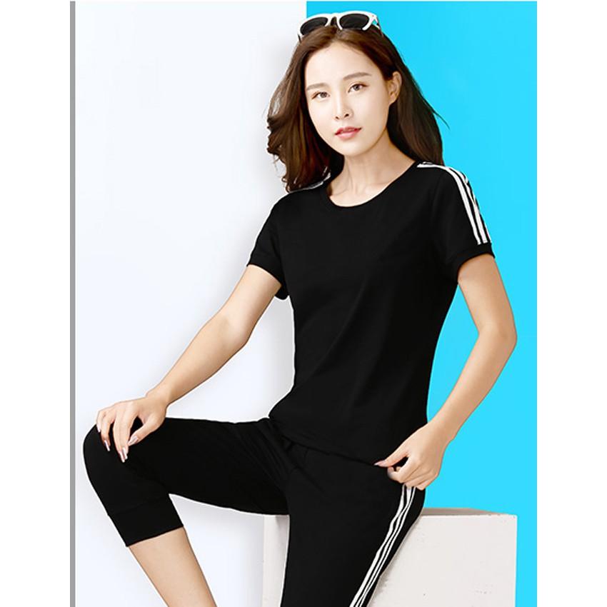 Bộ quần áo sọc lửng nữ thời trang thể thao Nam Phong WM QA 024 B - 2983319 , 1211213530 , 322_1211213530 , 143000 , Bo-quan-ao-soc-lung-nu-thoi-trang-the-thao-Nam-Phong-WM-QA-024-B-322_1211213530 , shopee.vn , Bộ quần áo sọc lửng nữ thời trang thể thao Nam Phong WM QA 024 B