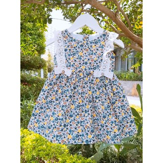 Combo váy hoa nhí - mã 2593