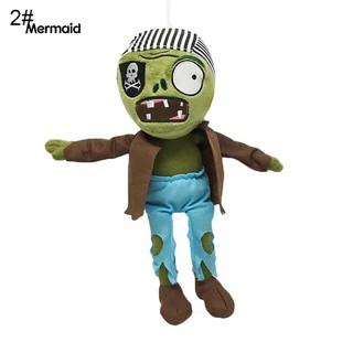 Cartoon Zombies Corpse Stuffed Soft Plush Toy Doll Kid Kid Birthday