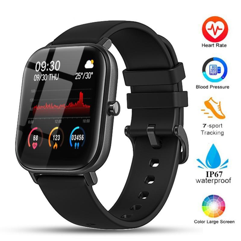 Đồng hồ thông minh Colmi P8 1.4 Inch hỗ trợ theo dõi sức khỏe