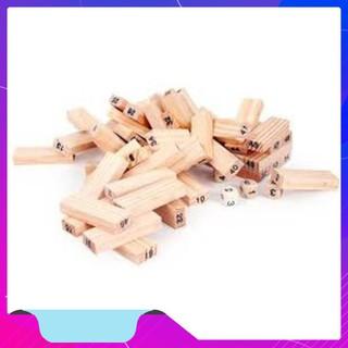[BÁN LẺ] Sỉ 5 rút gỗ mini 54 thanh