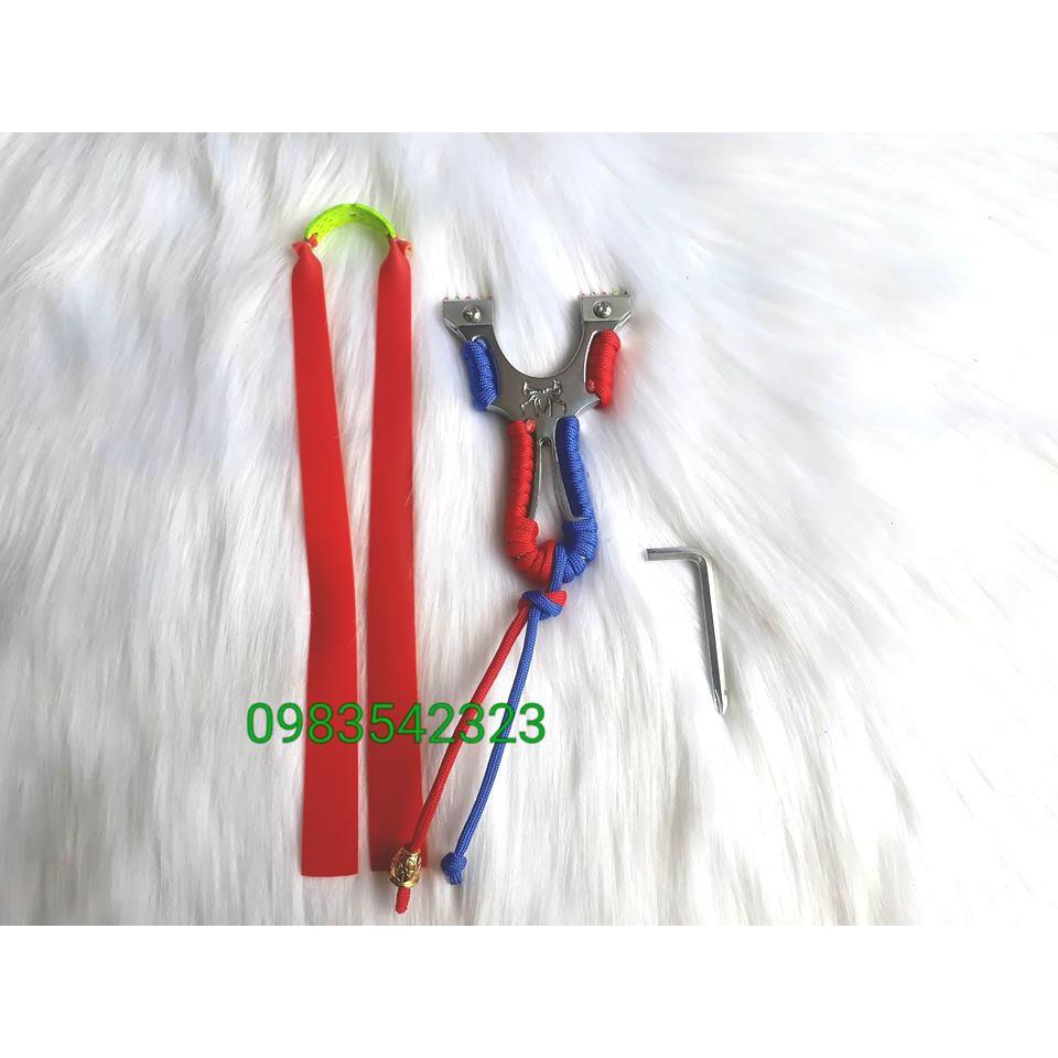 ná nhện đỏ - tặng 2 dây