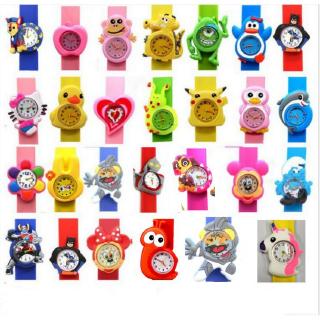 Cute Cartoon Children Pat Table Watch Electronic Watch Toy