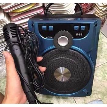 Loa xách tay BLUETOOTH P88 có mic dây