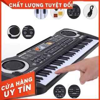 Đàn Piano Điện Tử 61 Phím Kèm mic Cho Bé,( quà tặng cho bé 2020 ) nhập lô 2