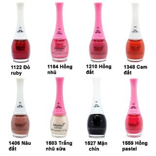 Sơn móng tay nhanh khô Aroma Nail Polish Cao cấp Hàn Quốc 12ml thumbnail