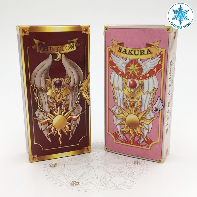 Hộp Thẻ Bài Cardcaptor Sakura