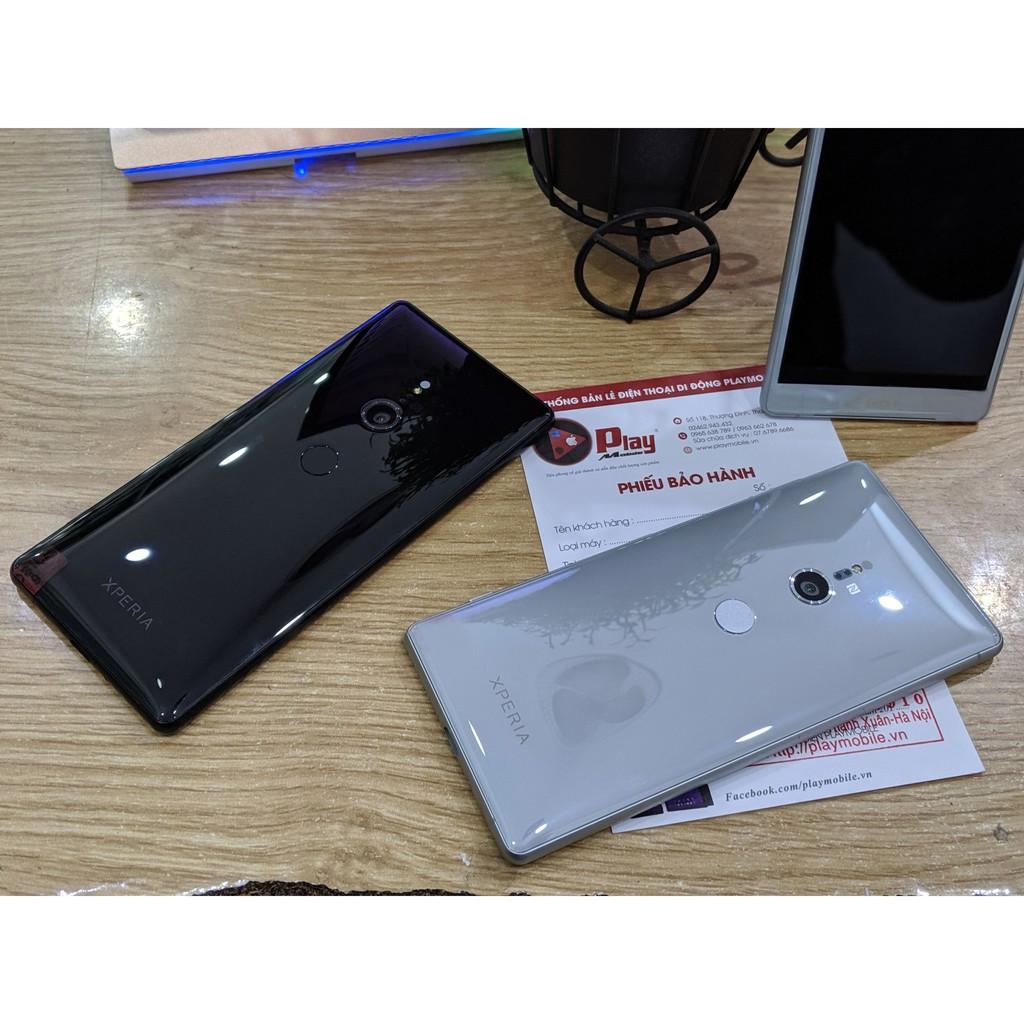 Điện thoại Sony Xperia XZ2 - Siêu Chip Snap 845    Tuyệt Đỉnh âm thanh Sinh động    TạI Playmobile