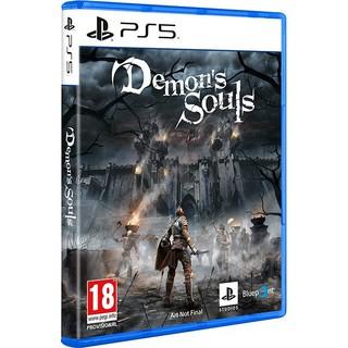 Đĩa Game PS5 Demon s Souls US thumbnail