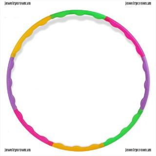 [jewelry] Fitness Hula Hoop Massage Hoops Hula-hoop Kid Bodybuilding Hoops [crownvn]