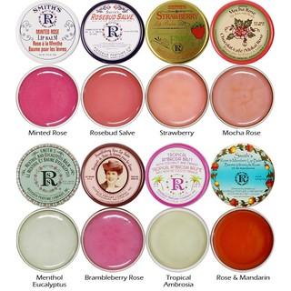 [Mã COS2704 giảm 8% đơn 250K] [Meoheo] Son dưỡng hoa hồng dạng hũ 22g đủ mùi Rosebud Perfume Co. Smiths thumbnail