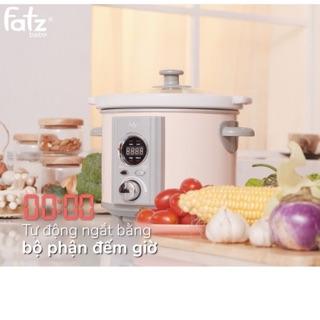 Nồi nấu chậm thông minh hẹn giờ Fatz baby 2.5L - SLOW 4 - FB9215MT