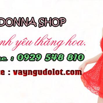 Váy ngủ , đồ lót Donna Shop