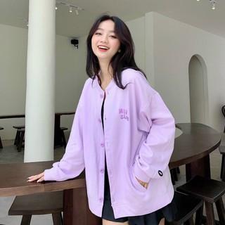 Áo khoác cardigan nữ form rộng Mif Club 4young mall thumbnail