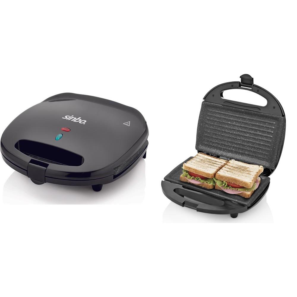 [ Trợ giá] Máy nướng bánh mì dành cho gia đình chính hãng bảo hành 3 năm mẫu mới