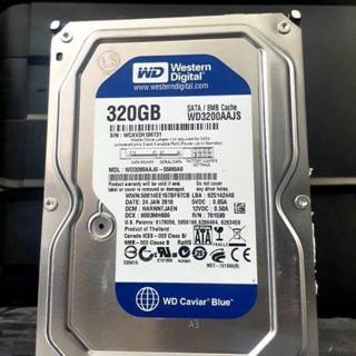 [Mã ELFLASH5 giảm 20K đơn 50K] Ổ cứng PC máy để bàn HDD 500g 320G 250GB 160GB 80GB 7200rpm Sata- Tặng kèm Cáp Sata