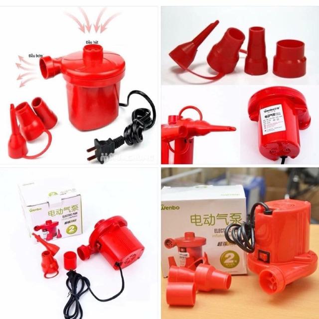Bơm điện mini 2 chiều - 2944794 , 1119643951 , 322_1119643951 , 100000 , Bom-dien-mini-2-chieu-322_1119643951 , shopee.vn , Bơm điện mini 2 chiều