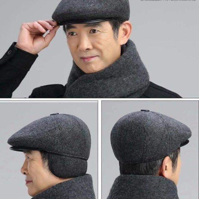 Mũ trung niên kèm ảnh thật