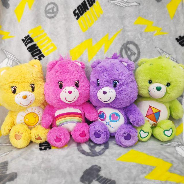 Gấu bông cầu vồng care bears