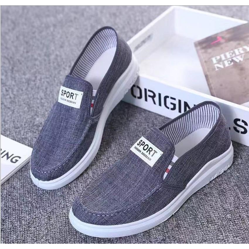 Giày Lười - Giày Vải Nam XIUXIAN