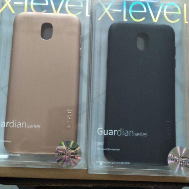 Ốp lưng dẻo màu X-Level cho Samsung J5 pro