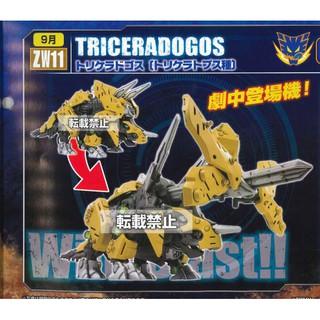 Mô hình Đồ chơi Zoids Triceradogos