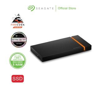 Ổ cứng di động SSD Seagate Firecuda Gaming SSD_USB-C