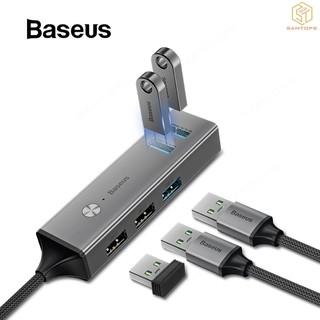 Bộ Chia 3 Cổng Usb 3.0+2 Cổng Usb 2.0 Baseus Cho Laptop /Máy tính