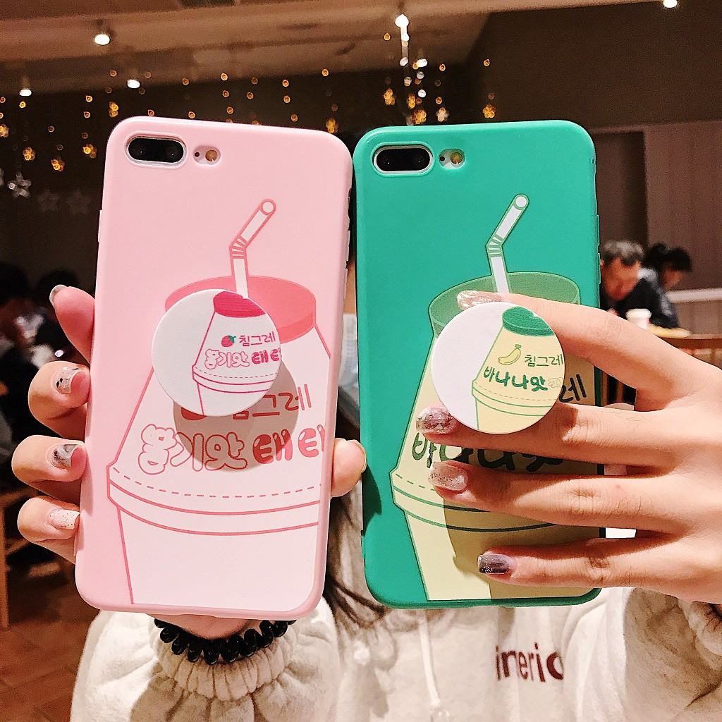 soft case for iPhone 11Pro Max Xs XR i7 Plus 8Plus 6s SE2 casing Cute Phone Case