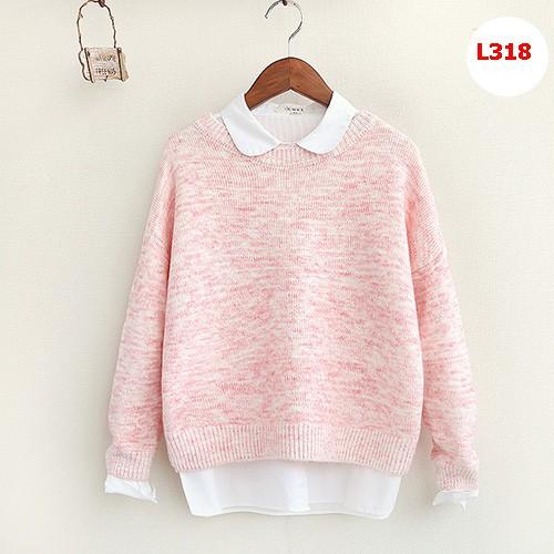 Áo len L318 (không kèm sơ mi)