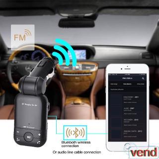 Máy Nghe Nhạc Mp3 Bluetooth Bt26 Cho Xe Hơi thumbnail