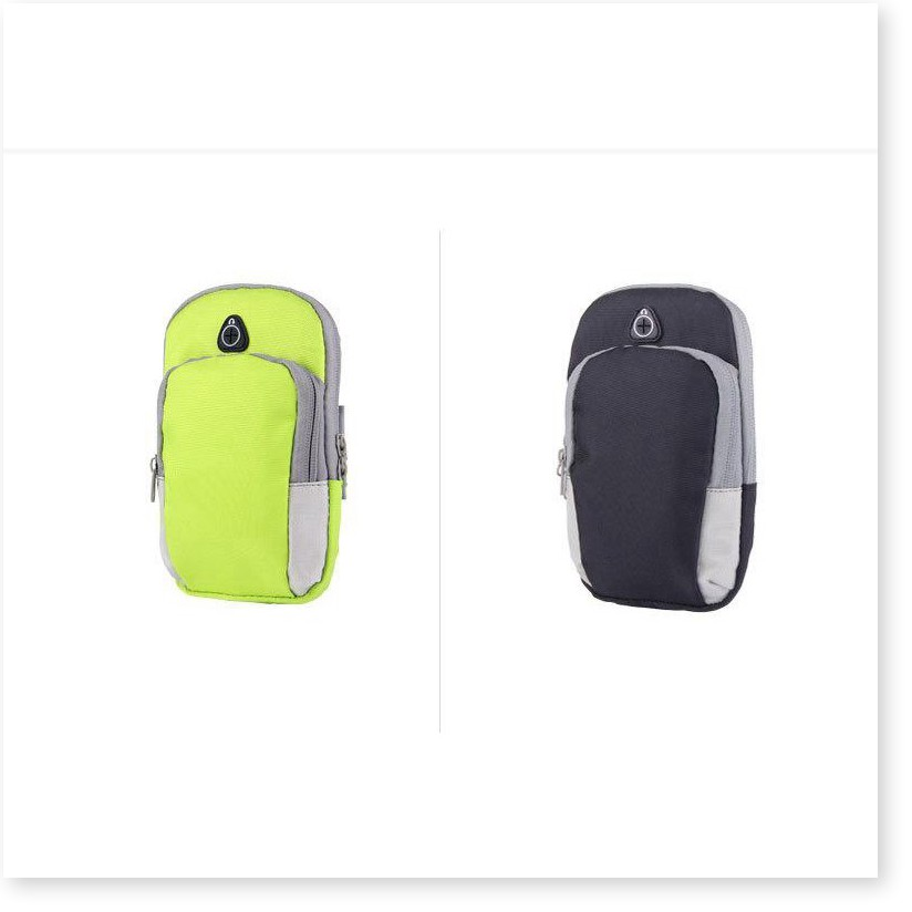 Bao đựng điện thoại đeo tayBH 1 THÁNG  Túi thể thao đựng điện thoại đeo tay có nhiều ngăn tiện dụng chống thấm 8529