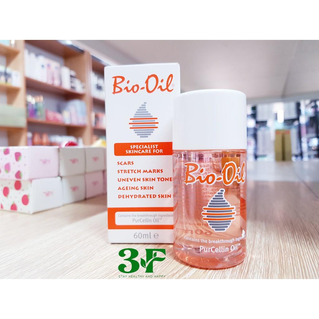 Dầu trị rạn Bio oil