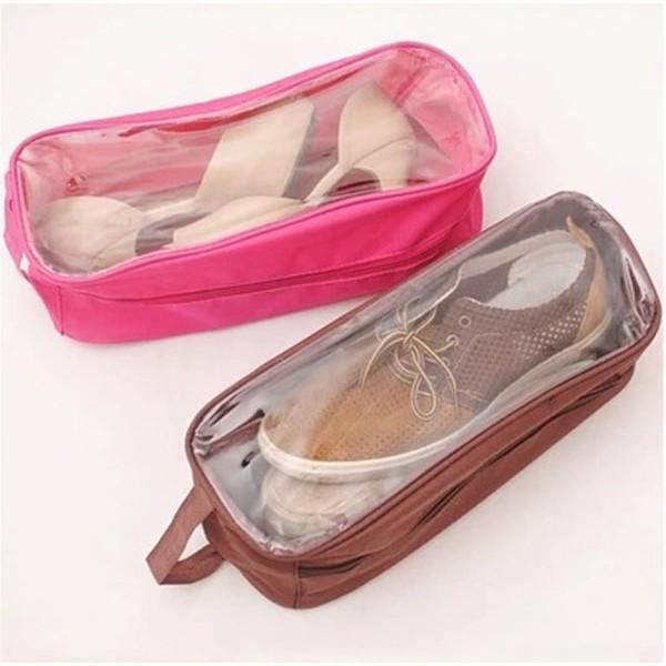 Túi vải đựng giày tiện dụng