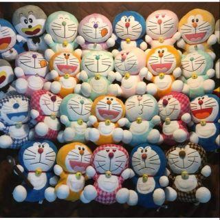 Gấu bông Doraemon đủ màu sắc kích cỡ đủ màu được chọn mẫu