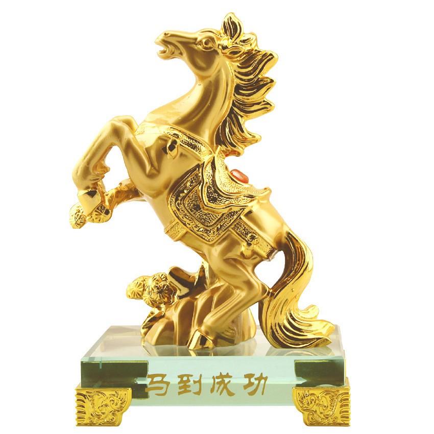 Ngựa vàng phong thủy | Shopee Việt Nam