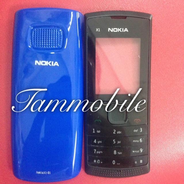 Vỏ Nokia X1-01 có phím