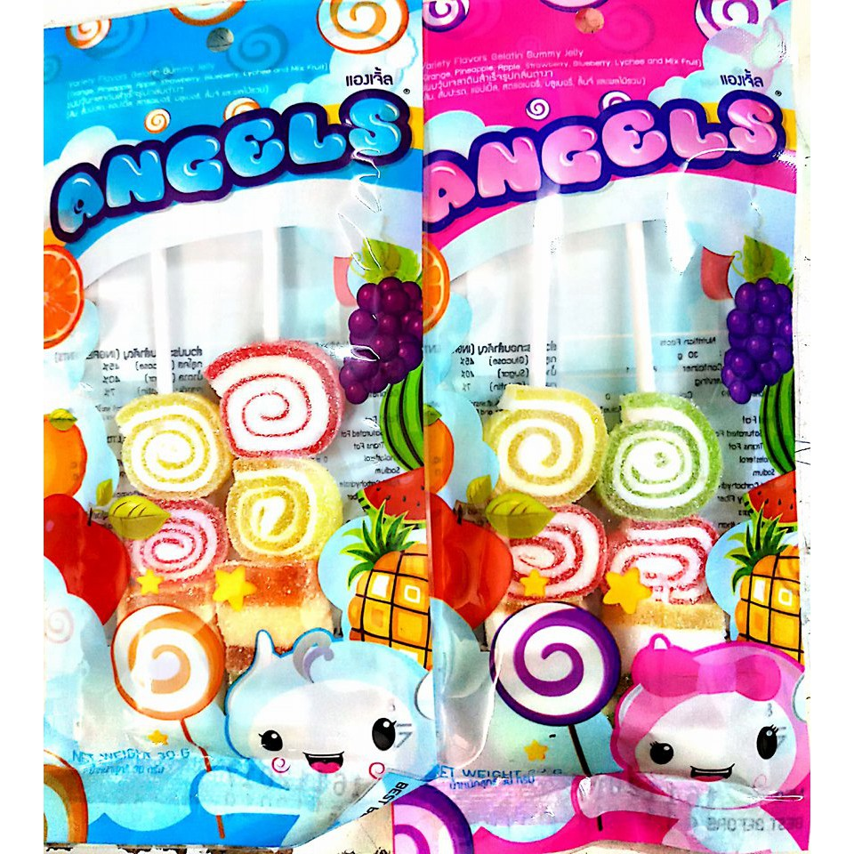 Kẹo dẻo que Jeely 30g Angels - 2435520 , 785501838 , 322_785501838 , 11000 , Keo-deo-que-Jeely-30g-Angels-322_785501838 , shopee.vn , Kẹo dẻo que Jeely 30g Angels