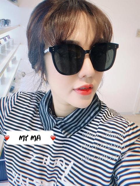 MY MA 01 - Kính Gentle Monster có sẵn tại shop RUBY HAI NHI
