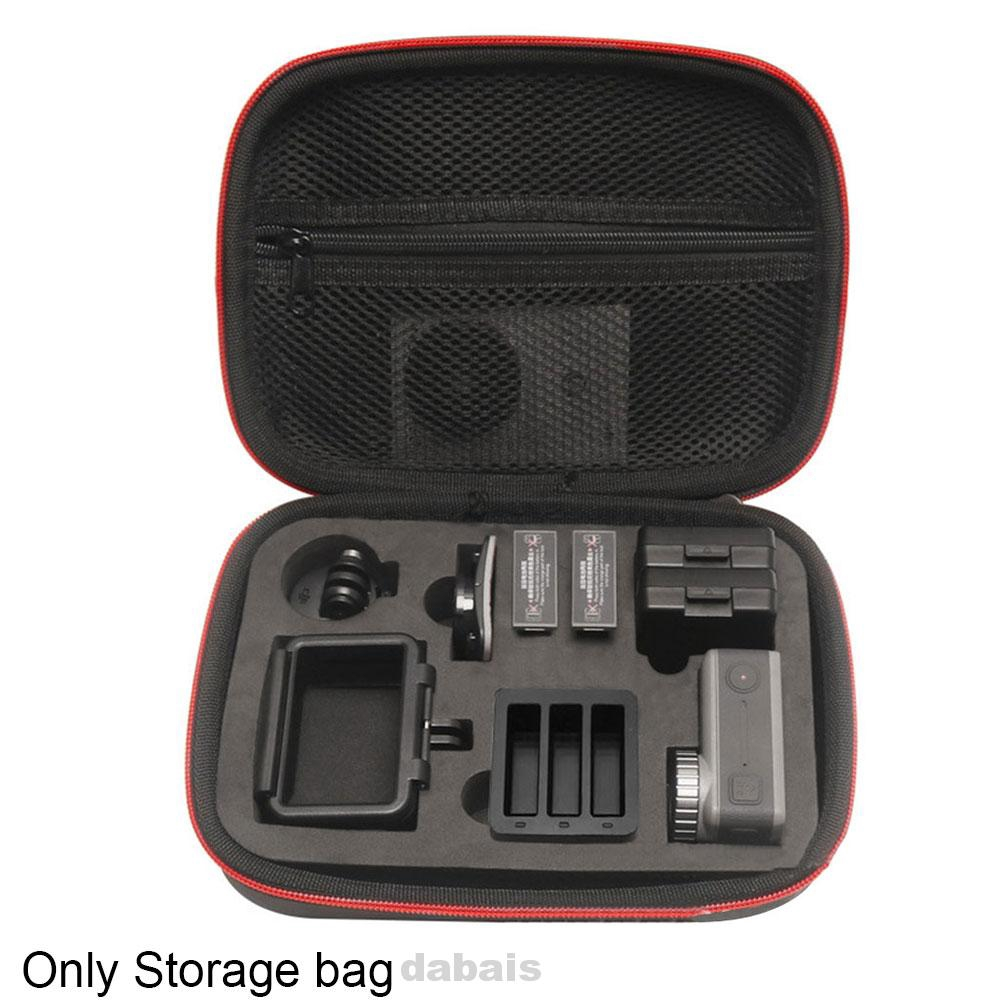 Camera Bag Accessories Anti-scratch Durable Portable Waterproof Shock Proof Storage For DJI Osmo Action
