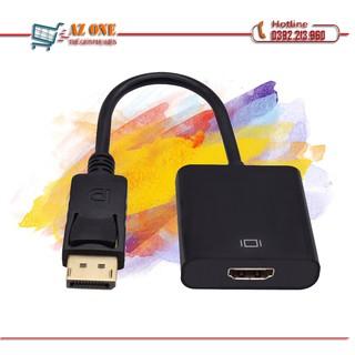 Dây Kết Nối Macbook Ra TV - Máy Chiếu - Display Port To HDMI