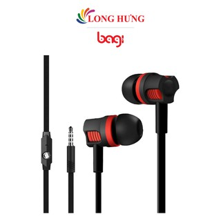 Tai nghe có dây Bagi Super Bass BM-M3 - Hàng chính hãng