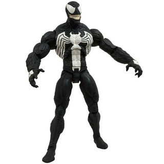 ★naiional★For Venom Slaughter Spider-Man Movable Garage Kits Dolls Toy Model