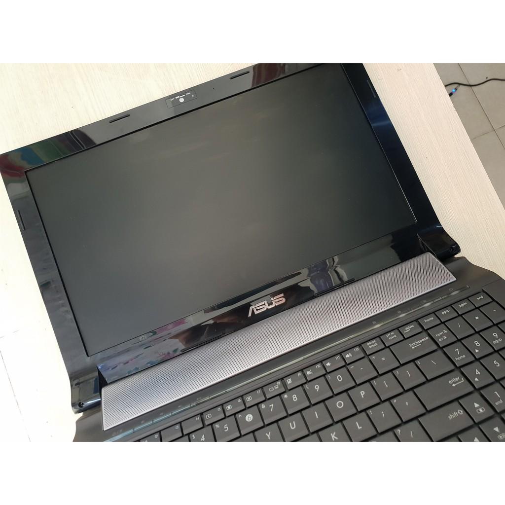 Laptop Asus N53S i7-2670QM Card màn hình GT 630 gốc 2Gb chuyên Game, Đồ Họa