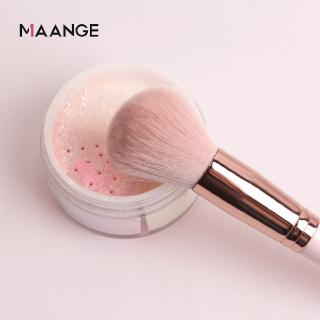 Hình ảnh Bộ cọ trang điểm MAANGE 11 chiếc cọ Makeup chuyên dụng 130g-7